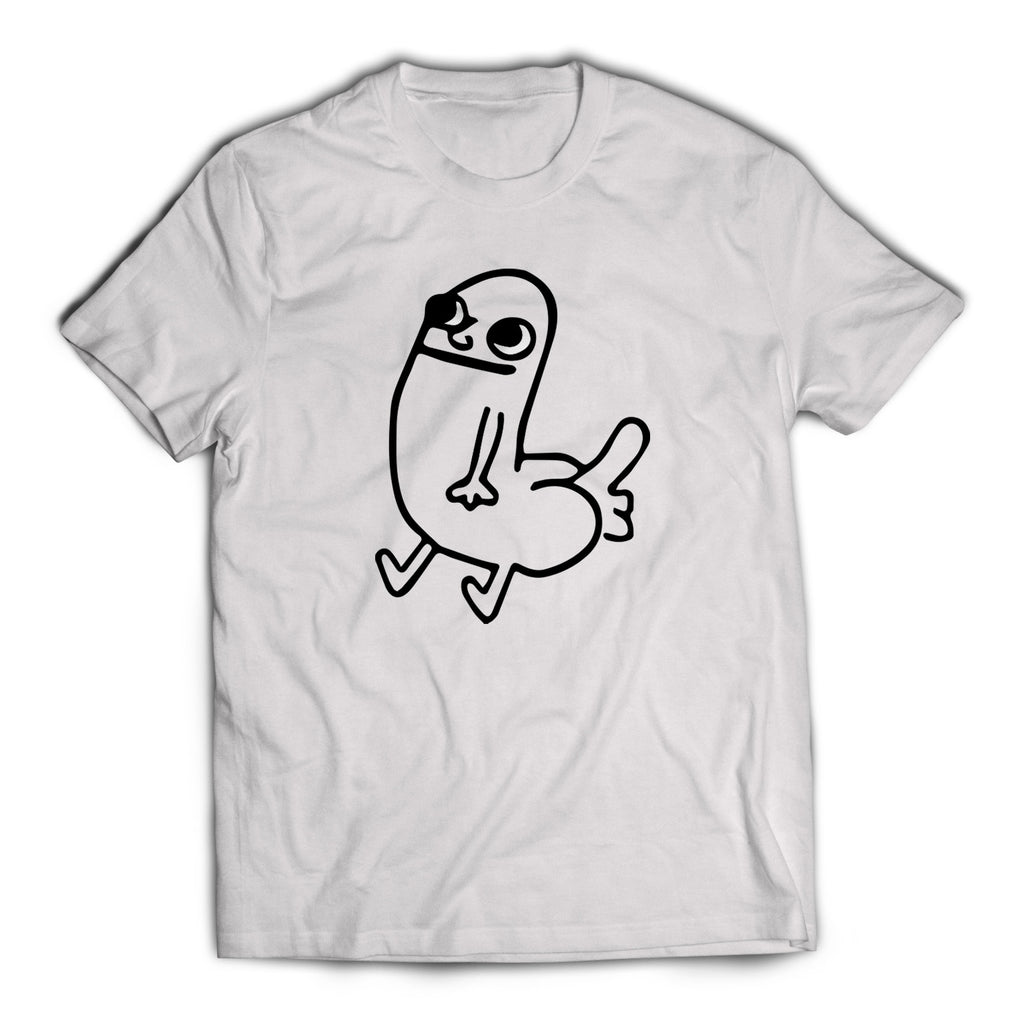 Dickbutt Meme Shirt