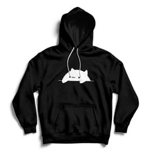 Load image into Gallery viewer, Bongo Cat Unisex Hoodie - Dankest