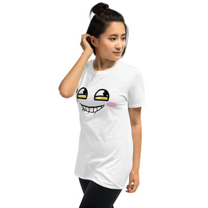 Lol Face Unisex T-Shirt