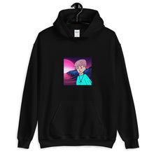 Load image into Gallery viewer, Retro Girl Doodle Hoodie - Dankest