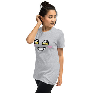 Lol Face Unisex T-Shirt - Dankest Meme Merch