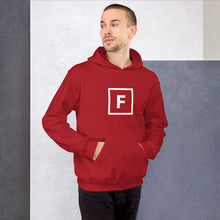 Load image into Gallery viewer, F Unisex Hoodie - Dankest Meme Merch