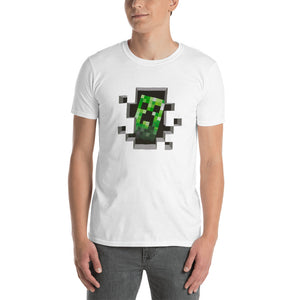 Creeper Minecraft T-Shirt - Dankest