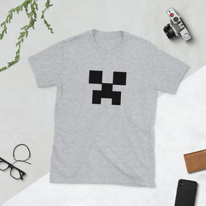 Creeper Face Unisex T-Shirt
