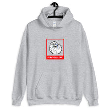 Load image into Gallery viewer, Forever Alone Hoodie