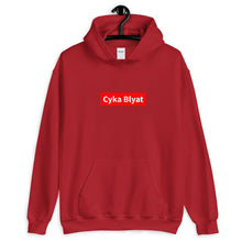 Load image into Gallery viewer, Cyka Blyat Unisex Hoodie - Dankest Meme Merch