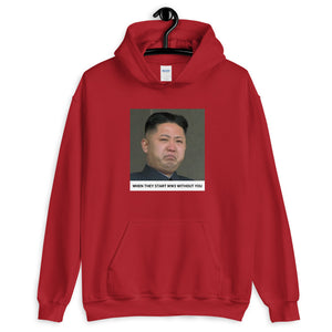 WW3 Without You Hoodie - Dankest
