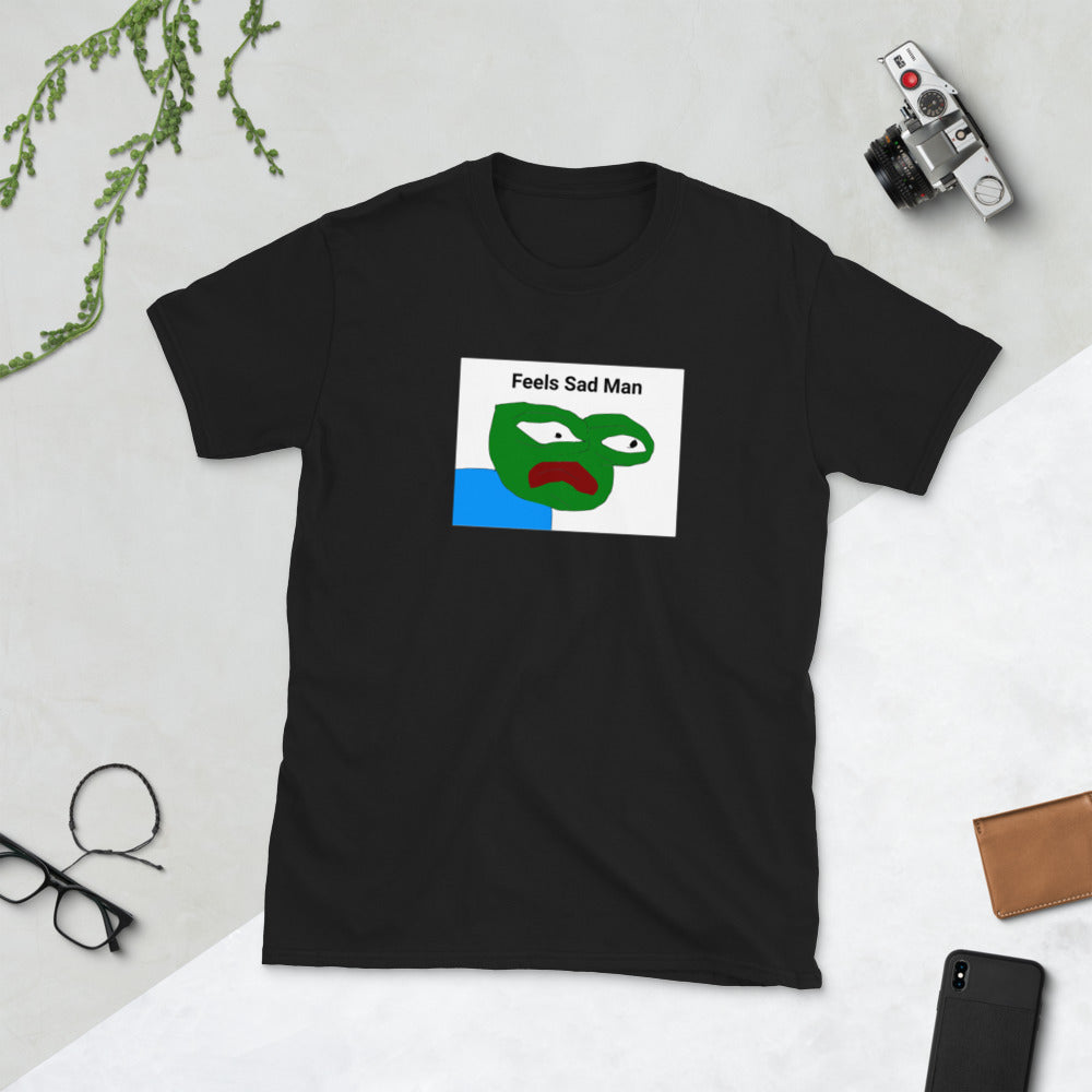 Feels Sad Man Pepe T-Shirt