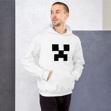 Load image into Gallery viewer, Creeper Face Unisex Hoodie