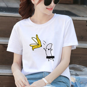 Naked Banana T-Shirt - Dankest