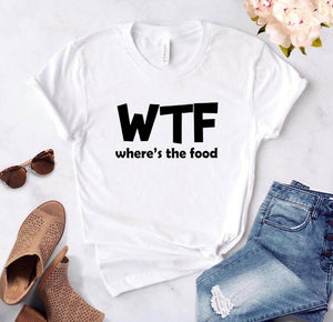 Where's The Food T-Shirt - Dankest