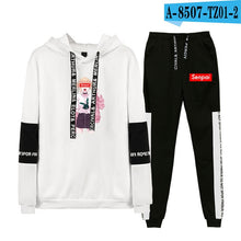 Load image into Gallery viewer, Senpai Hoodie + Long Pant Combo - Dankest