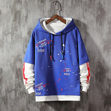 Load image into Gallery viewer, Leaf Letter Printing Fashion Hoodie - Dankest Meme Merch