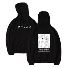 Load image into Gallery viewer, Anime Sad Girls Hoodie - Dankest
