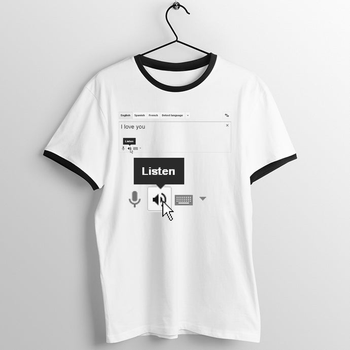 Google Translate I Love You Sad Boi T-Shirt - Dankest