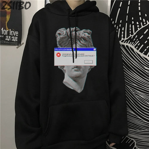 Michelangelo Statue David Hoodie Collection - Dankest