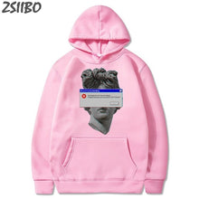 Load image into Gallery viewer, Michelangelo Statue David Hoodie Collection - Dankest