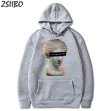 Load image into Gallery viewer, Michelangelo Statue David Hoodie Collection - Dankest Meme Merch