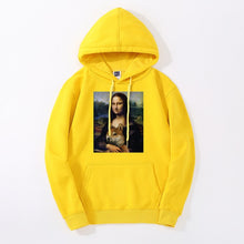 Load image into Gallery viewer, Mona Lisa Shiba Inu Doge Hoodie - Dankest