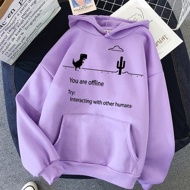 You're Offline Hoodie