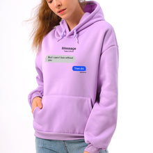 Load image into Gallery viewer, Then Die Hoodie