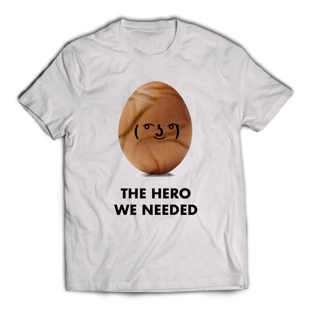 World Record Egg T-Shirt - Dankest Meme Merch