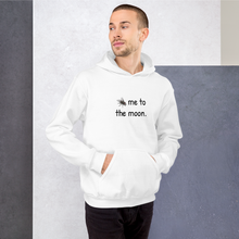 Load image into Gallery viewer, Fly Me To The Moon Hoodie