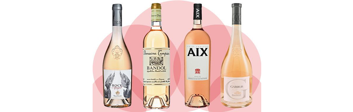 "THE TIMES - ""Drink Pink! The 30 Best Rosé Wines"""