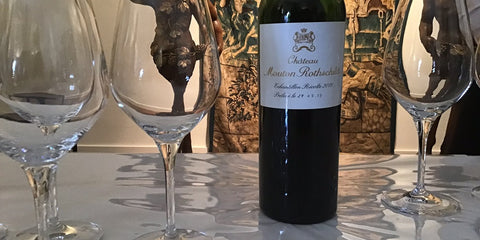 Château Mouton Rothschild Copyright Fine Wine Direct LTD