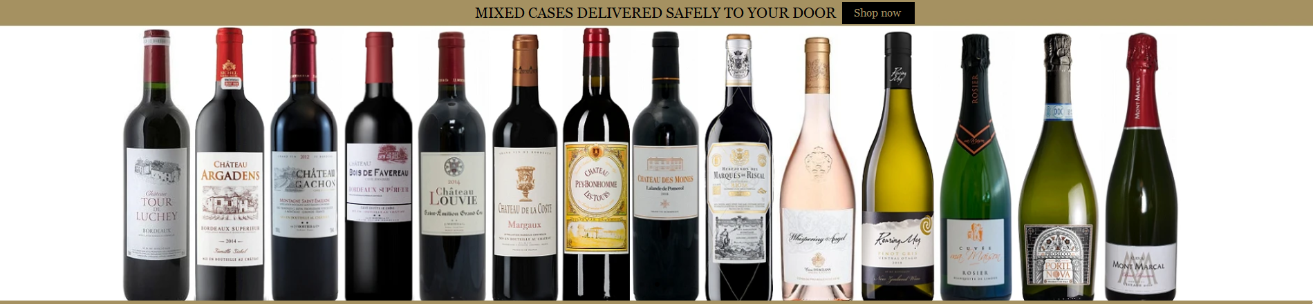 Fine Wine Mixed Cases