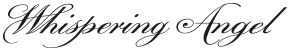 Whispering Angel Logo