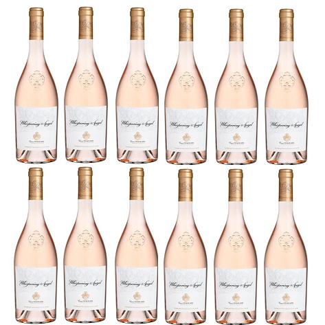 Whispering Angel Rosé 2019 75cl 12 Bottle Case Deal