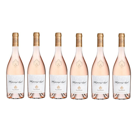 Whispering Angel Rosé 2019 75cl 6 Bottle Case Deal