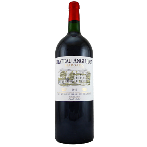 Château Angludet 2012, Margaux, Magnum