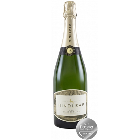 Blanc de Blancs Hindleap Brut Bluebell Vineyard Estates Sussex 2014