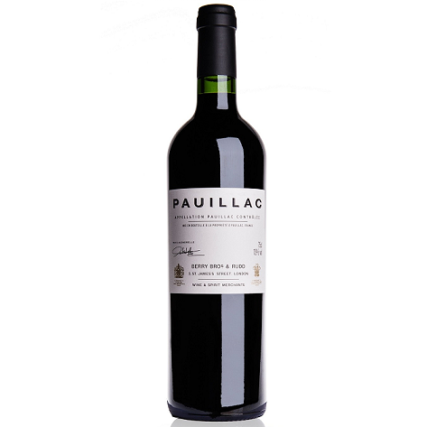Pauillac 2016 by Château Lynch Bages - BBR