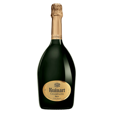 """R"" de Ruinart NV Champagne Bottle 75cl"