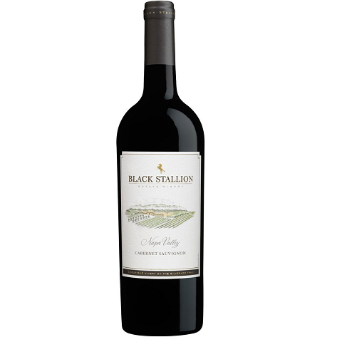 Black Stallion 2015 Cabernet Sauvignon (Napa Valley)