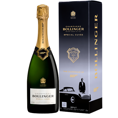 Bollinger Special Cuvee 007 Limited Edition NV