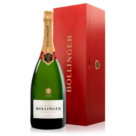 Bollinger Special Cuvée NV Champagne Jeroboam 300cl - OWC