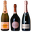 Rosé Champagne Mixed Case x6