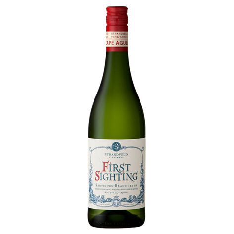 First Sighting Sauvignon Blanc 2019, Strandveld, Western Cape, South Africa