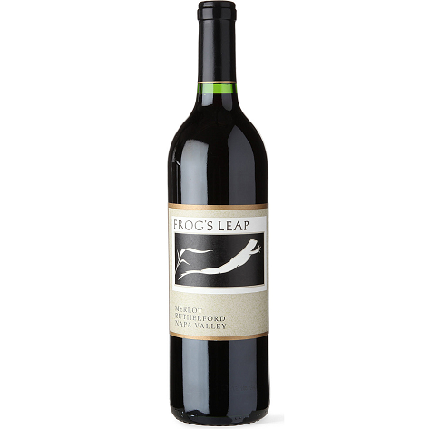 Frog's Leap 2015, Estate Grown Cabernet Sauvignon, Rutherford, Napa Valley