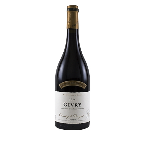 Givry Rouge Dom. des Moirots 2015