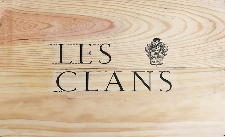 Les Clans Wooden Case
