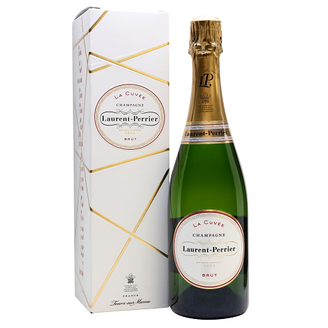 Laurent-Perrier La Cuvée Champagne - Gift Box