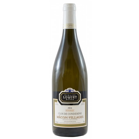 Macon Villages `Clos Condemine` Domaine Luquet 2018