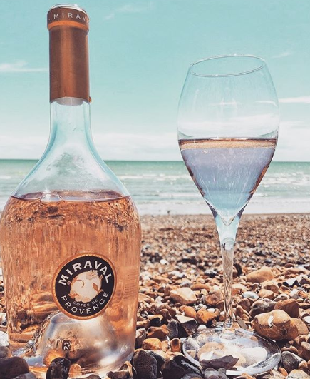 Miraval Rosé 2019 - First UK Release