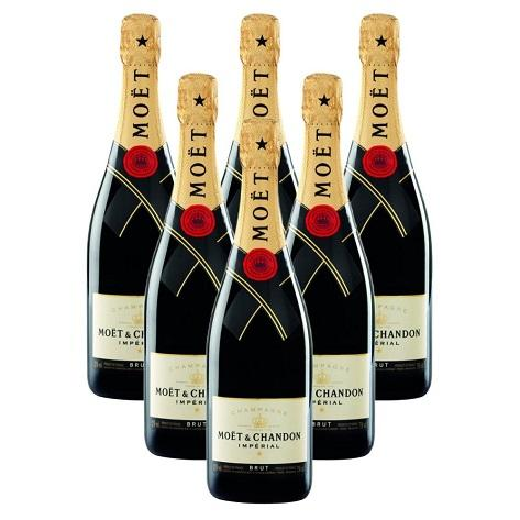 Moët & Chandon 6 Champagne Case