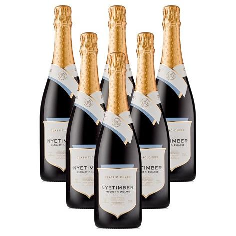 Nyetimber 6 Champagne Case